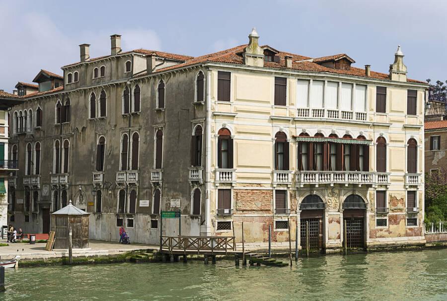 Palazzo Malipiero In Venice