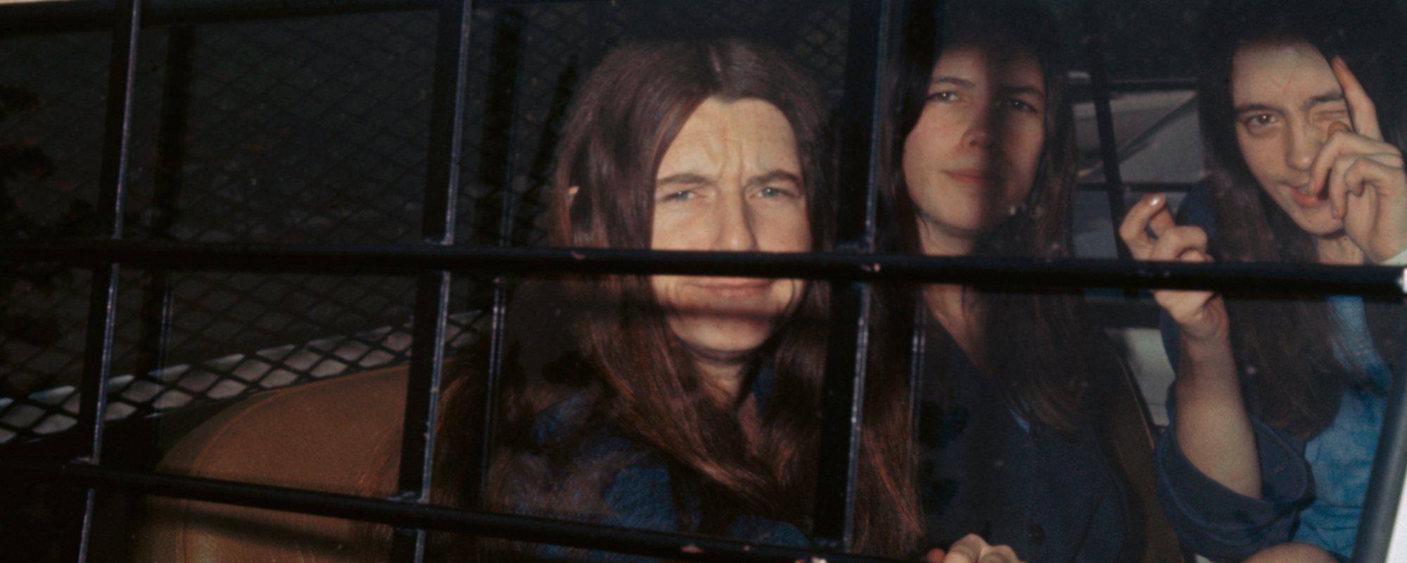 Patricia Krenwinkel Behind Bars