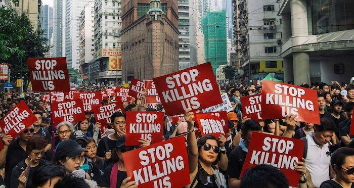 Hong Kong Porn Sites Shut Down In Support Of Pro-Democracy -5211