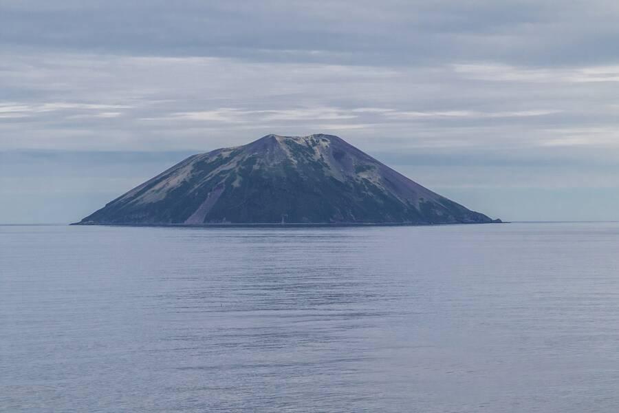 Raikoke Island