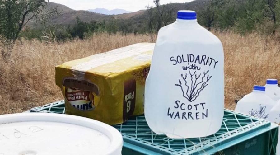 Scott Warren Of No More Deaths