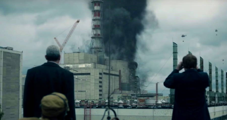 Russian State TV To Air Its Own Chernobyl Show That Blames The CIA For The Meltdown