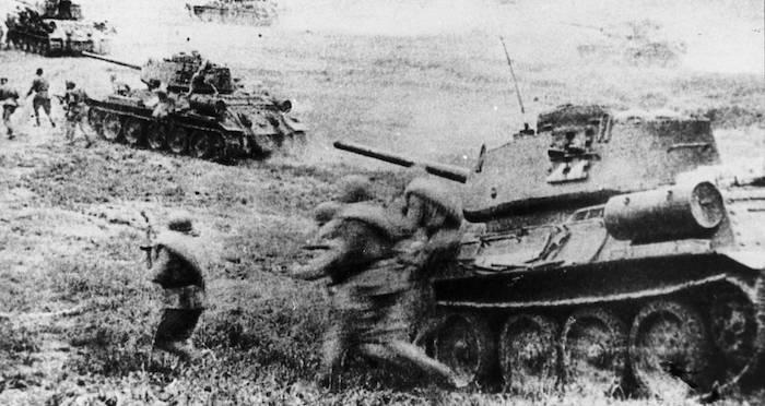Battle Of Kursk The Brutal Nazi Soviet Face Off In 28