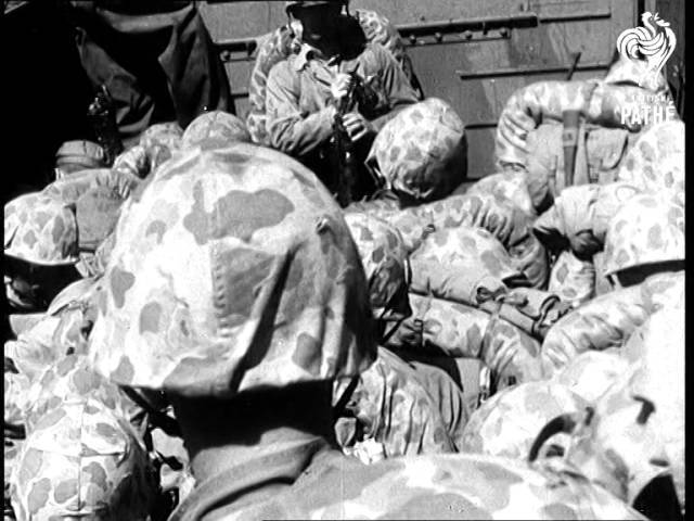Battle Of Iwo Jima: 44 Photos Of The Brutal 36-Day Clash