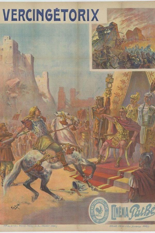 Vercingetorix Poster