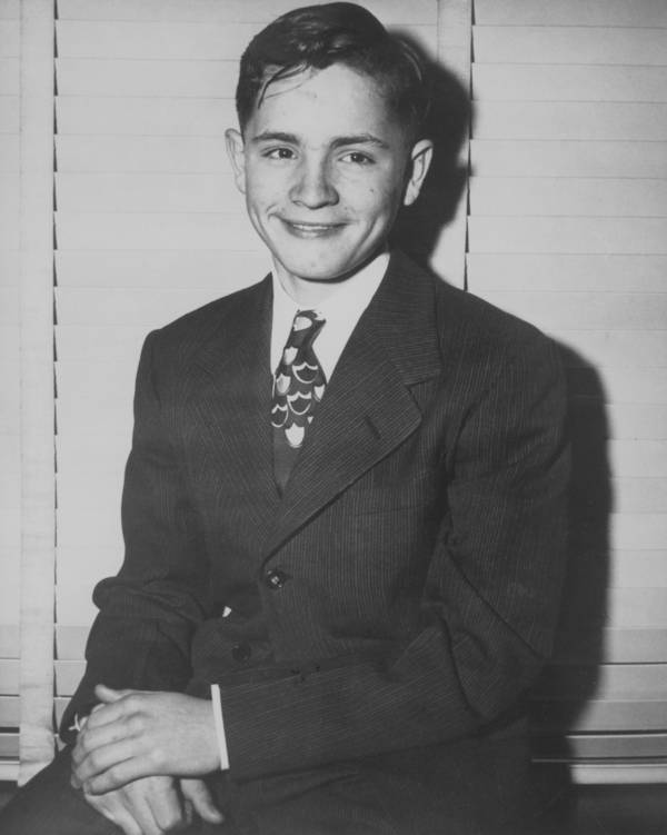 Young Charles Manson