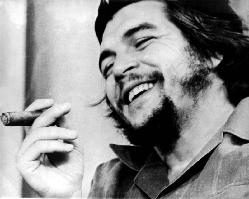 Che Guevara After Cuban Revolution