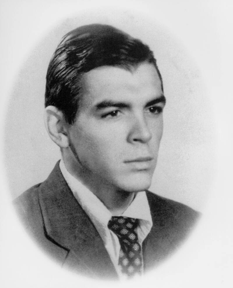 Young Che Guevara In Medical School
