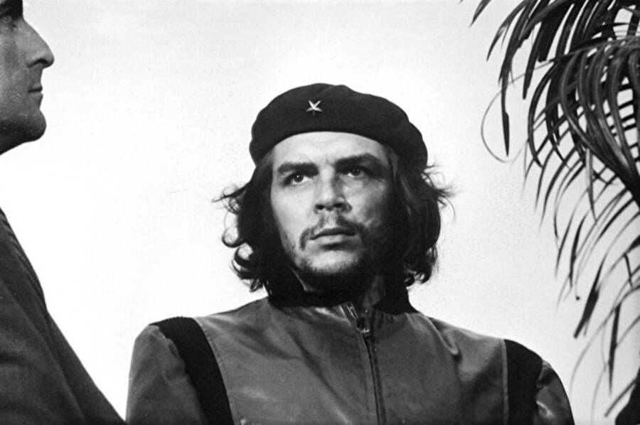 Che Guevera's Iconic Photo