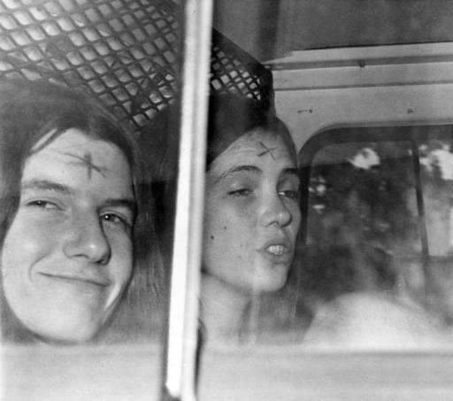 Manson Girls 1970