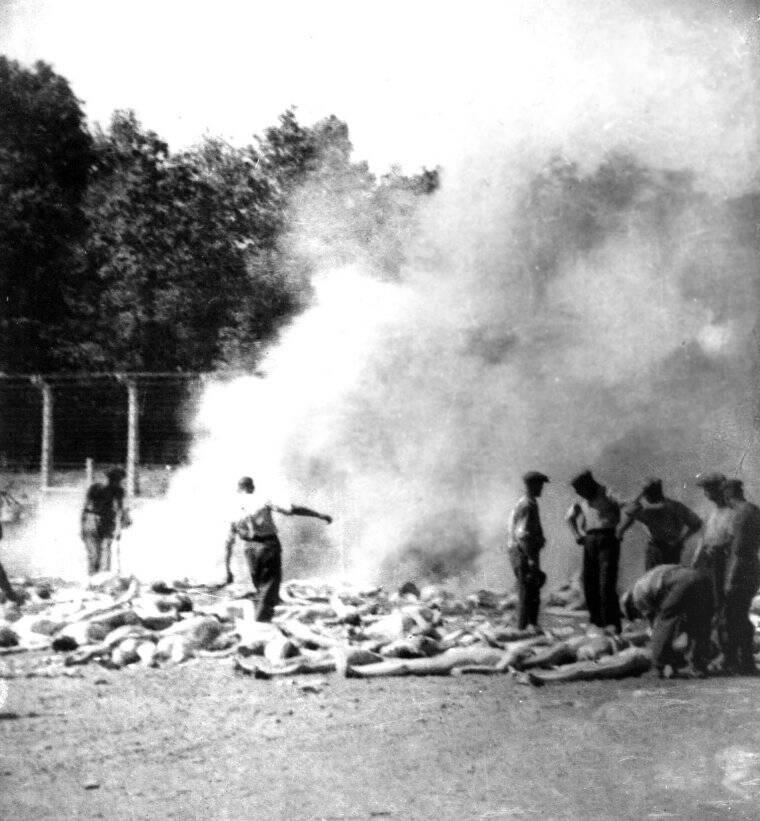 Sonderkommando Auschwitz 1944