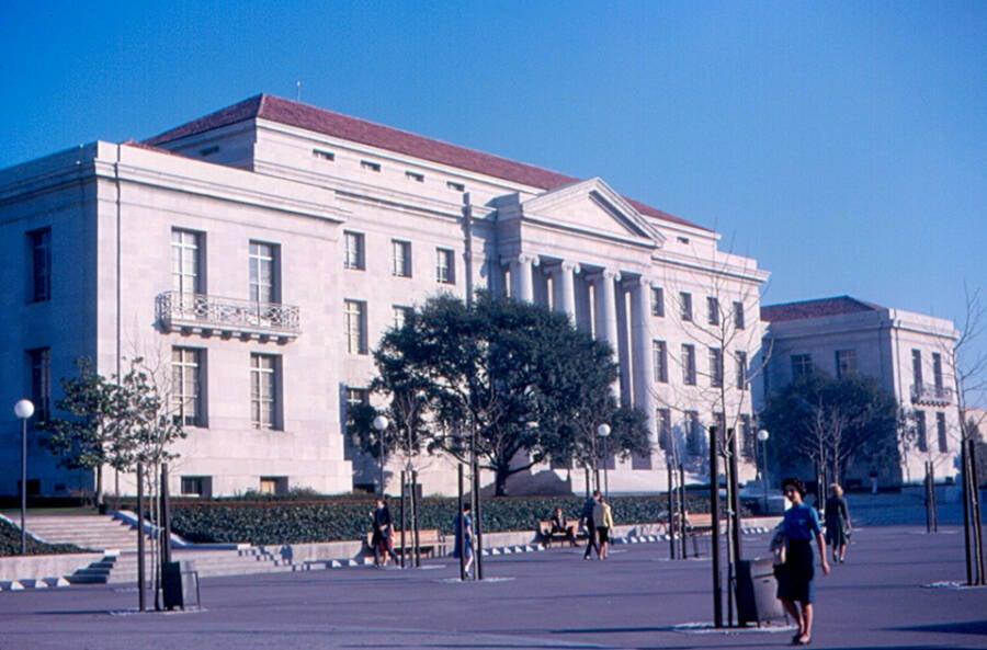 UC Berkeley Sproul Hall