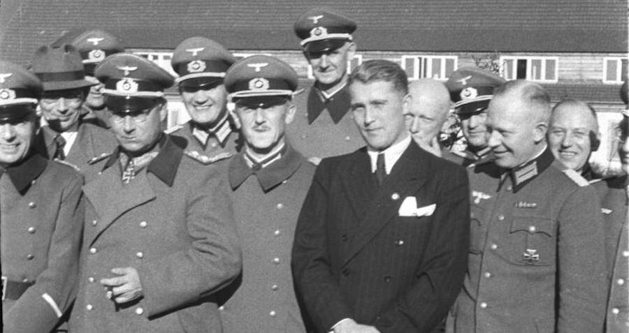 Wernher von Braun In 1941