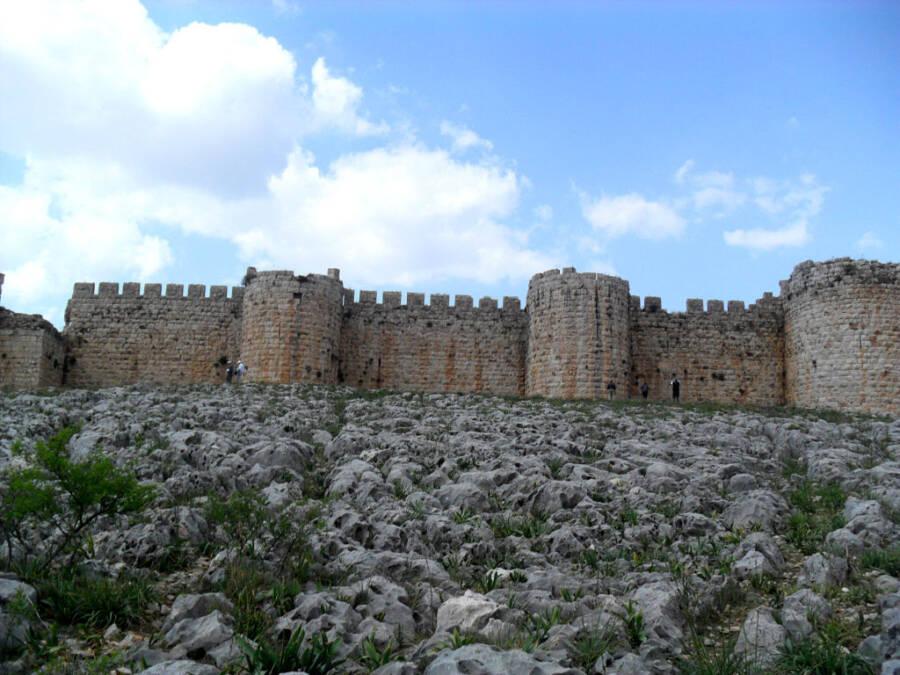 Anavarza Castle