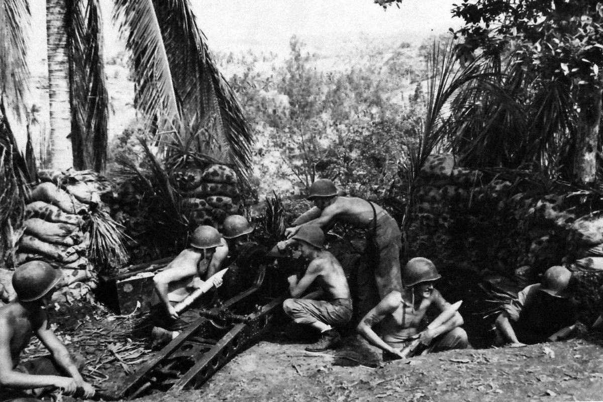 Battle Of Guadalcanal Featured
