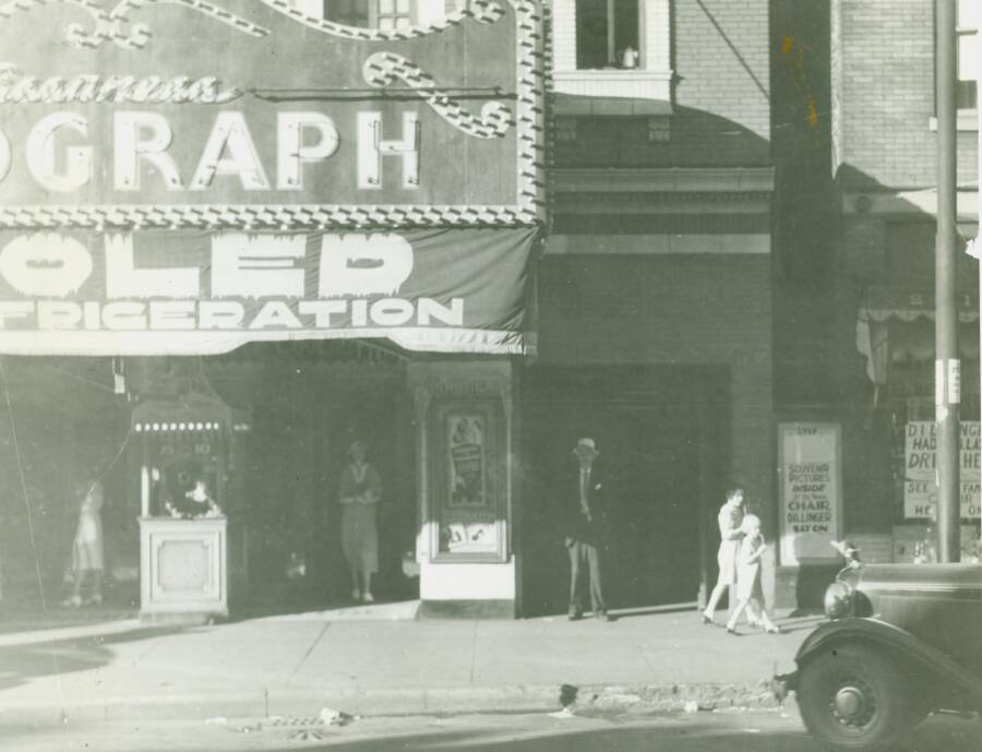 Biograph Theater In Chicago