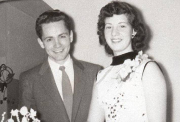 Young Charles Manson And Rosalie Jean Willis