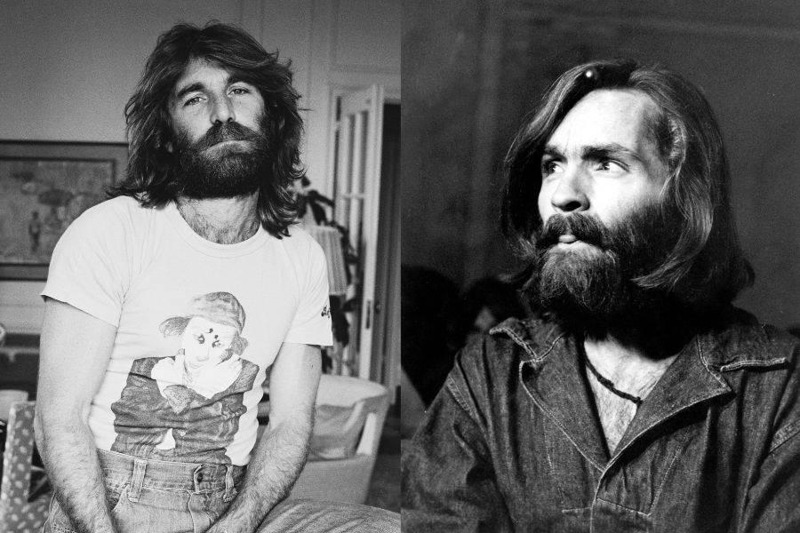 Dennis Wilson And Charles Manson