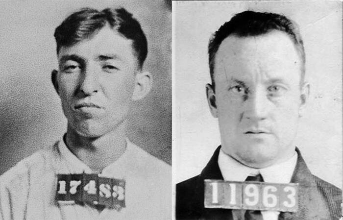Eddie Green John Hamilton Dillinger's Gang Members