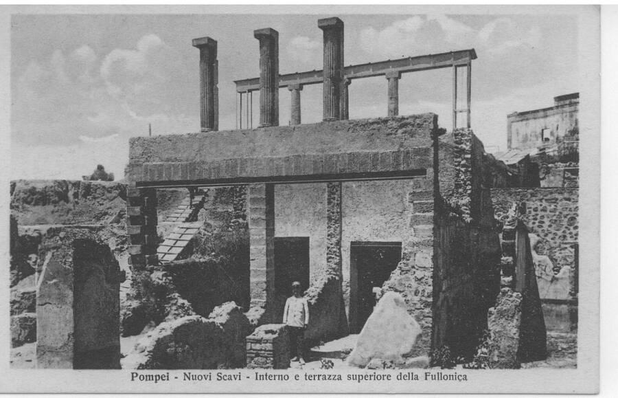 Fuller House In Pompeii