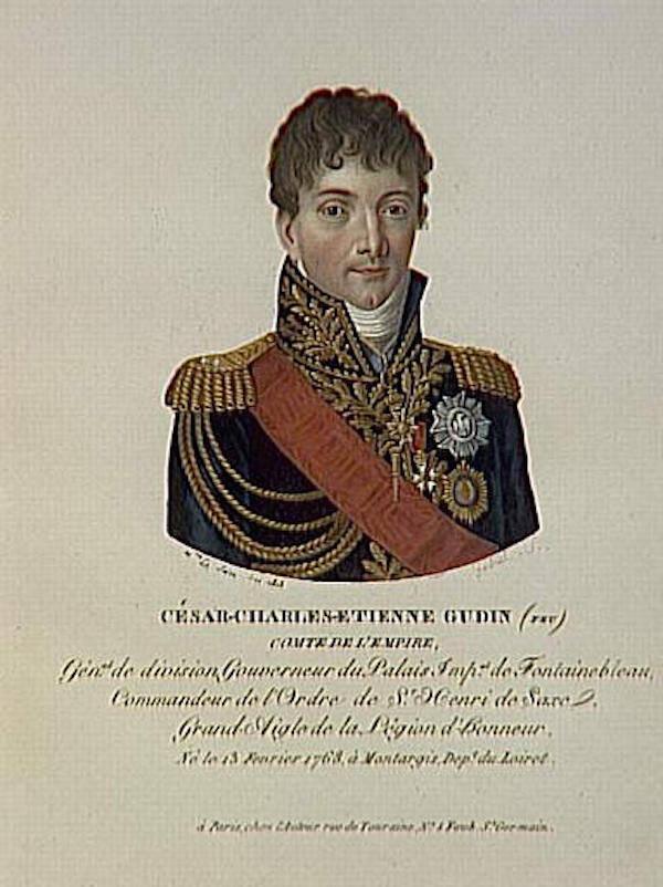 General Charles-Étienne Gudin