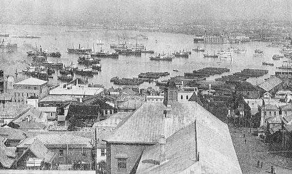 Hakodate Port In 1930