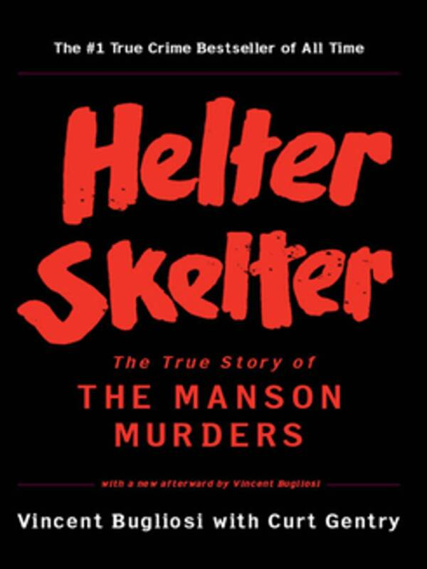 Helter Skelter Book Cover