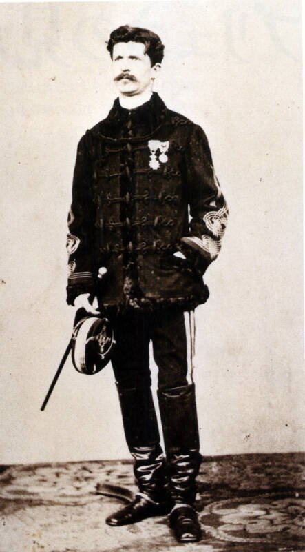 Jules Brunet The Real Last Samurai