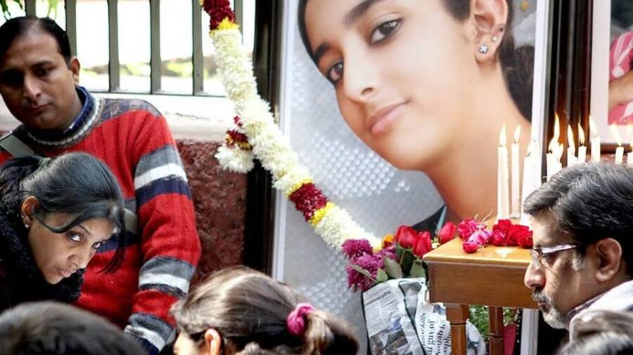 Memorial For Aarushi Talwar