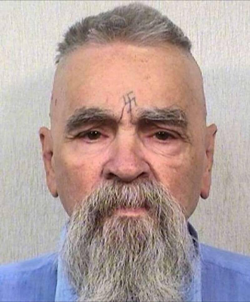 Old Charles Manson