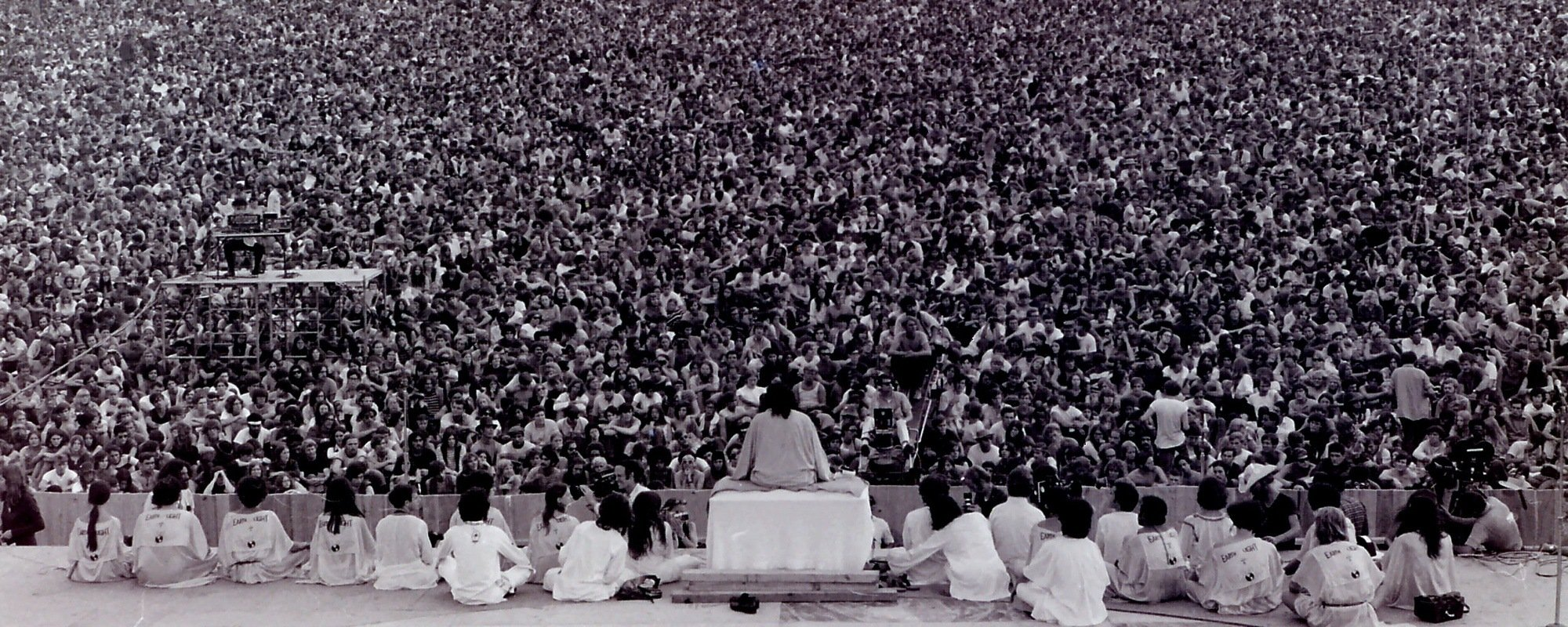 The Unadulterated History Of Woodstock Music Festival