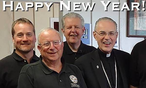 Opus Bono Priests New Years