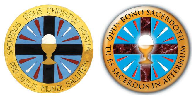 Opus Bono Sacerdotii Logos