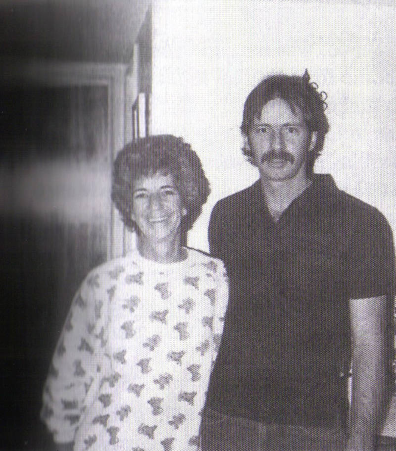 Rosalie Willis With Charles Manson Jr