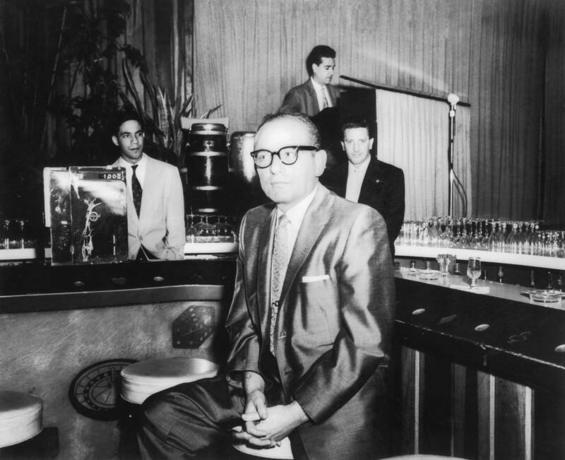 Santo Trafficante At Night Club