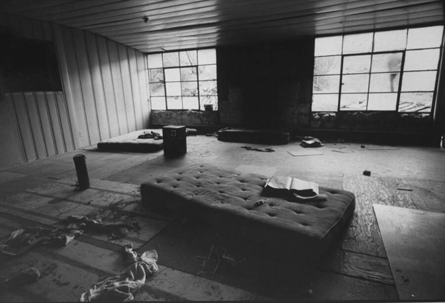 Spahn Ranch Interior