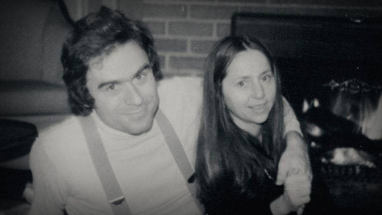 Ted Bundy With Elizabeth Kloepfer