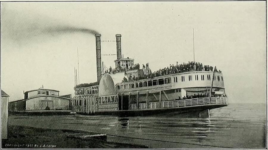 The Sultana Boat