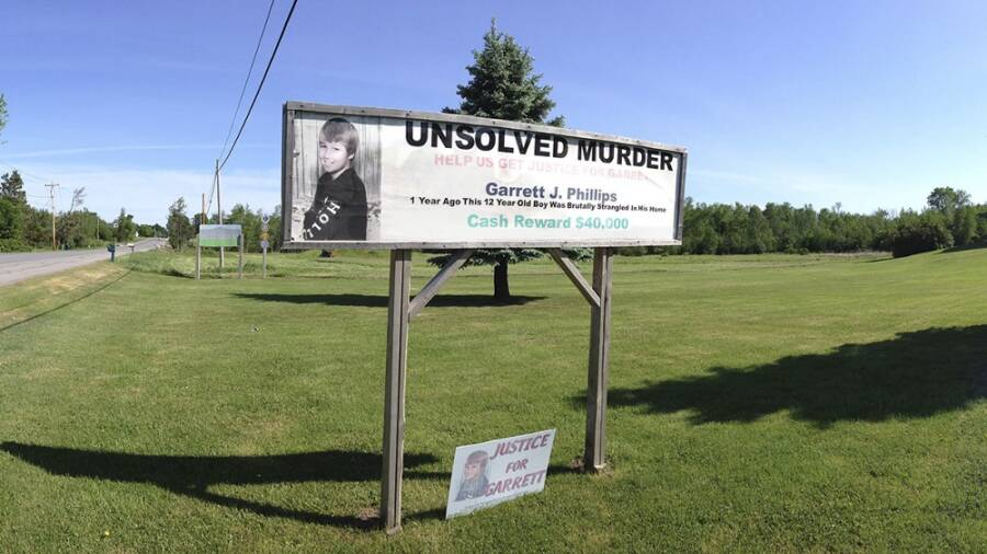 Unsolved Murder Of Garrett Phillips