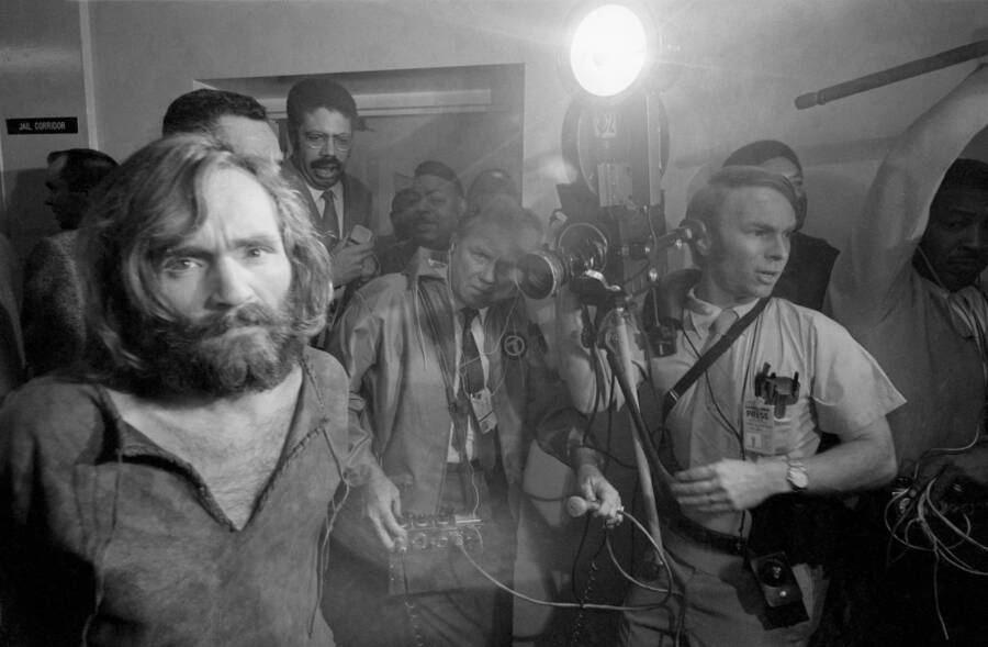 What Did Charles Manson Do