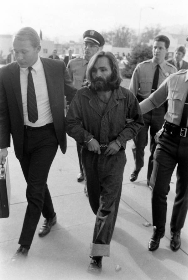 Who Did Charles Manson Kill