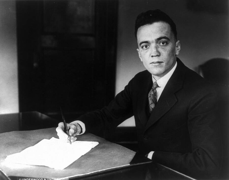 Young Hoover In 1932