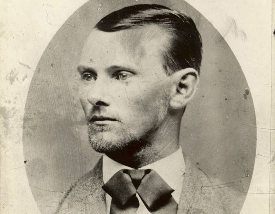 Young Jesse James Looks Off