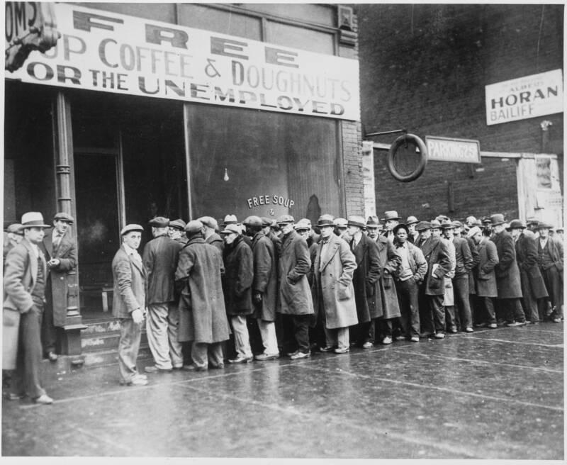 Al Capone's Depression-Era Soup Kitchen