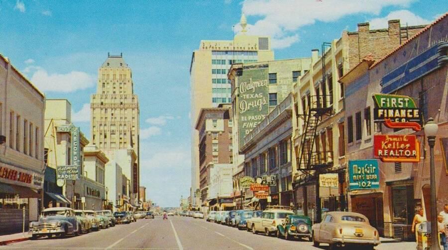 El Paso 1940 1950