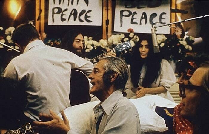 Bed-In For Peace