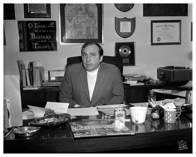 Morris Levy 1969