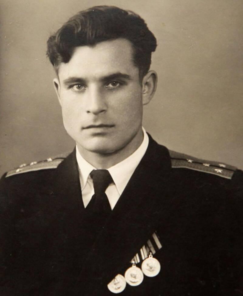 Vasily Arkhipov