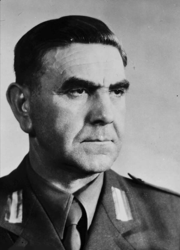 Ustaše Leader Ante Pavelic