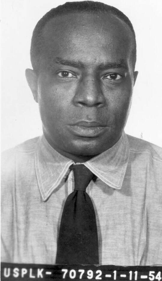 Bumpy Johnson Mugshot